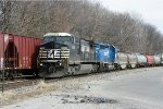 NS C40-8W 8339