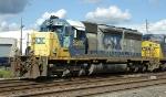 CSX SD40M-2 8365