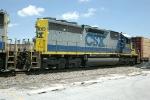 CSX SD40M-2 8373