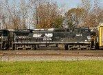 NS C40-8W 8407