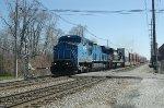 NS C40-8W 8454