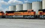BNSF SD70ACe 8508
