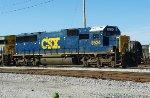 CSX SD50-2 8524