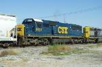 CSX SD50-2 8625