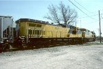 C&NW C44-9W 8681