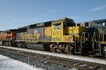 BNSF GP60 8733