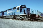 CSX SD40-2 8859