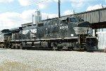 NS C40-8W 8909