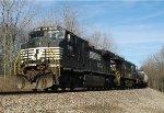 NS C44-9W 8981