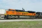 BNSF SD70ACe 9168