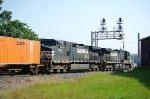 NS C40-9W 9211