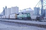 BNSF SD60m 9246