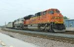 BNSF SD70ACe 9260
