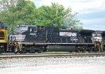 NS C44-9W 9330