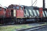 CN GP40-2W 9400