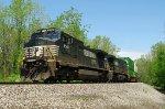NS C44-9W 9568