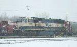 BNSF SD70MAC 9774
