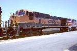 BNSF C44-9W 981