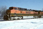 BNSF C44-9W 984