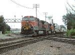 BNSF C44-9W 986