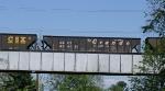 Ex Rio Grande Hopper on CSX Coal train