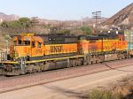 BNSF 6758