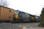Trailing Engine on K653/Helper Service