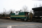 Air Products Caboose