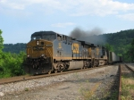 CSX 591 leading E612 Northbound