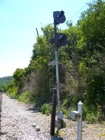 Main 1 Signal for Southbound Trains