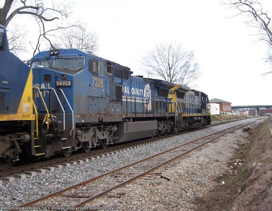 Train Q581-23