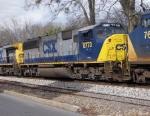 Train Q675-23