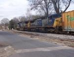 Train Q142-23