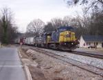 Train Q547-23