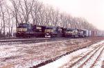 NS 205 splits NS 21T & NS 143