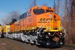BNSF 7521
