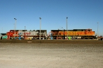 BNSF 785 and BNSF 4780