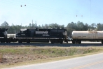 NS 4628 switching at McIntyre, Ga