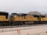 UP 4102 #2 power in AGBML WB at 12:19pm