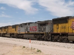 KCS 4622 #2 power in an EB intermodal at 1:12pm