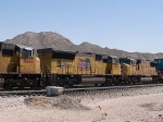 UP 3804 #3 power in a WB intermodal at 11:46am