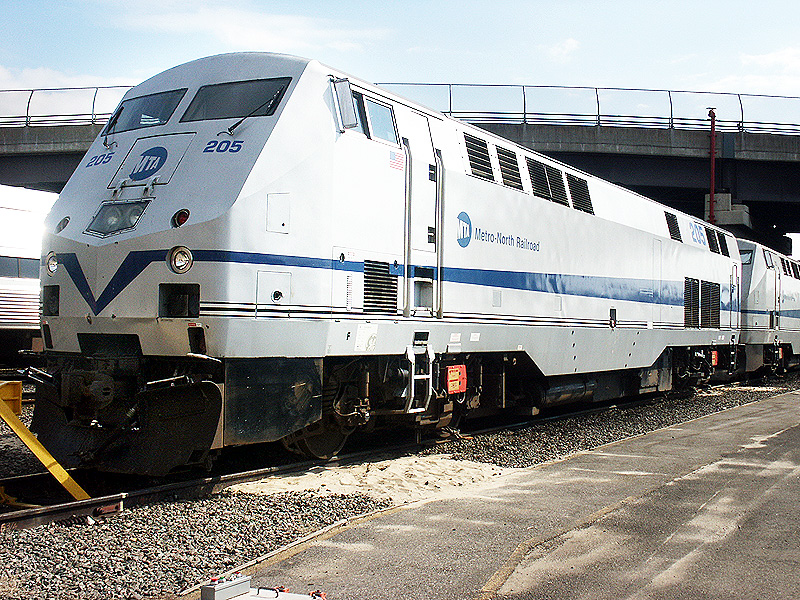 The Glory and Wonder of Commuter Rail Power