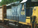 Diesel power on the Hudson Line