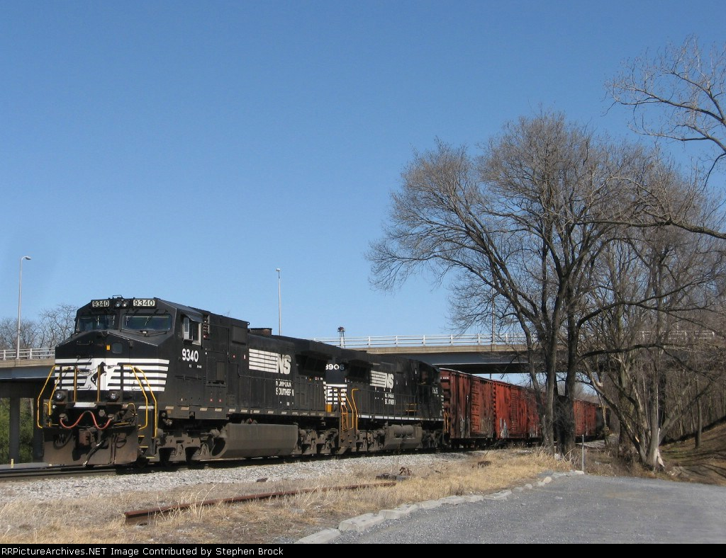 """NS 9340 & 8906 Get their """"Day Of Rest"""""""