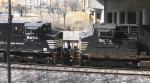 NS 9494  & 9674(C40-9W's)