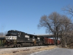 "NS 9340 & 8906 Get their ""Day Of Rest"""
