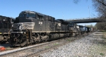 NS & ex-Conrail Power finishes out the month