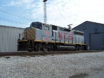 Ex-CN KCS Locomotive