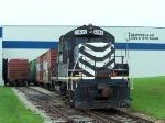 Missouri North Central Train
