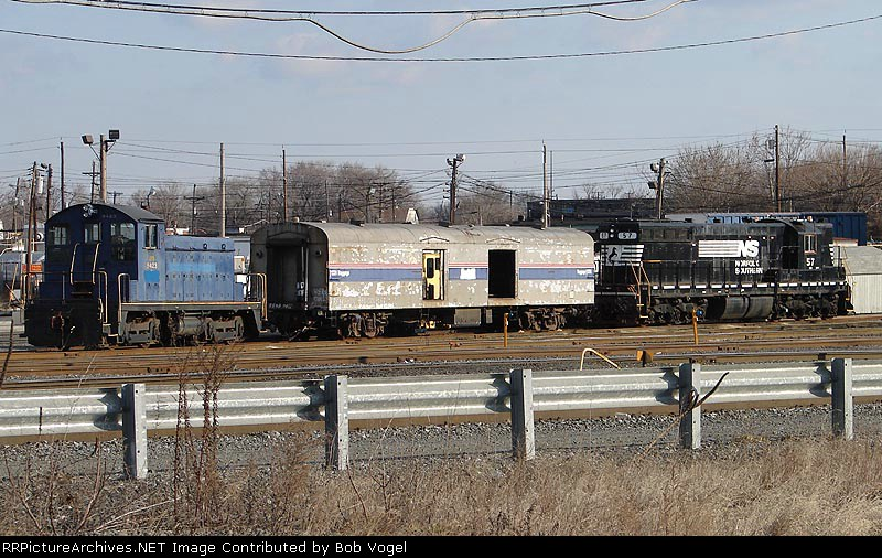 AFRX 9423 & NS 57